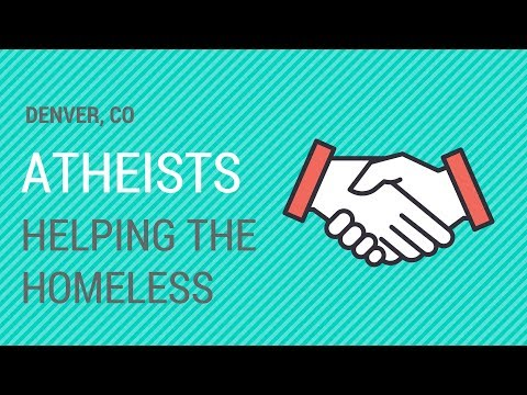 Atheist Helping the Homeless in Denver, CO | Episode 7 | Secular HubCast