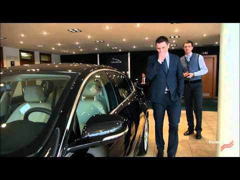 Jaguar - главный приз акции «15 лет с ГК FOREX CLUB»