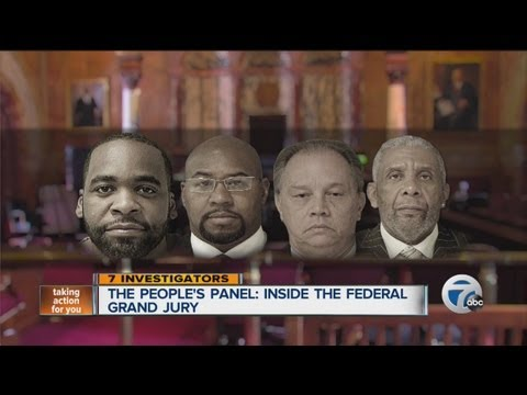 The people's panel: Inside the federal grand jury