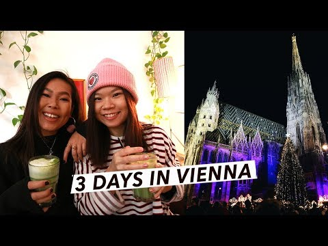 3 Days In Vienna: Things To Do & Christmas Markets | Austria Travel Vlog