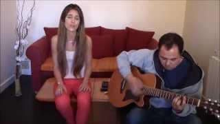 Ne retiens pas tes larmes (Amel Bent) - Mylie Kross (version acoustique)