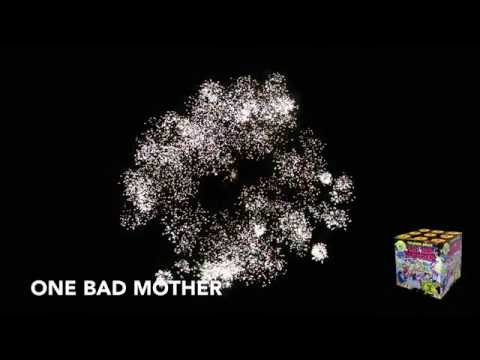 "One Bad Mother 3"" - World Class Fireworks"