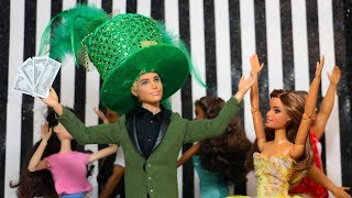 """""""The Lucky Hat"""" - A Barbie Doll Stop Motion Movie"""