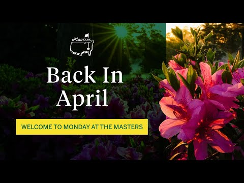 Masters Monday Trailer | The Masters
