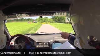 Rallye Ajolais 2015 - ES3 - GanzerSportAuto