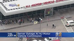 Server Outage At N.J. MVC