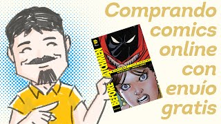 Comprando comics online + Unboxing + Before Watchmen