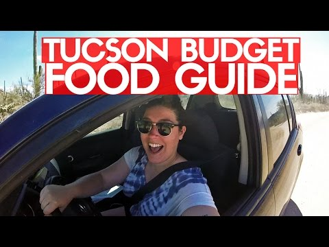TUCSON BUDGET FOOD GUIDE