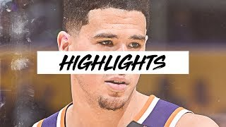 Best Devin Booker Highlights 17-18 Season | Clip Session