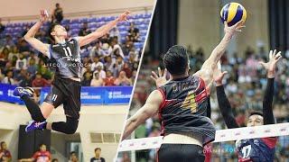 Aksi Terbaik Dimas Saputra, Monster of the Vertical Jump Indonesia   Proliga 2020