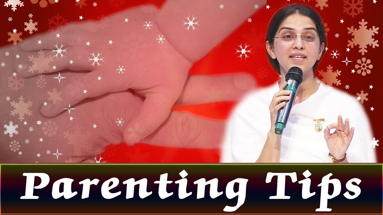 बच्चे कितने भी जिद्दी हों , इस तरीके को अपनाकर मानवायें उनसे अपनी बात | BK Ritu Thakkar |
