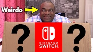 NINTENDO MYSTERY BOX! [March 2017]