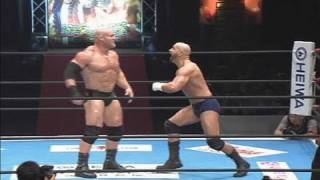 NJPW GREATEST MOMENTS SENDAI SPECIAL 2010.08.12 STRONGMAN vs KARL ANDERSON