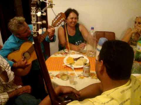 Osmair, Maria E Geraldo (viola)