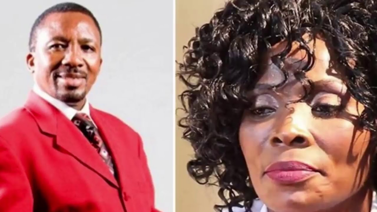 Image result for rose muhando and pastor nganga