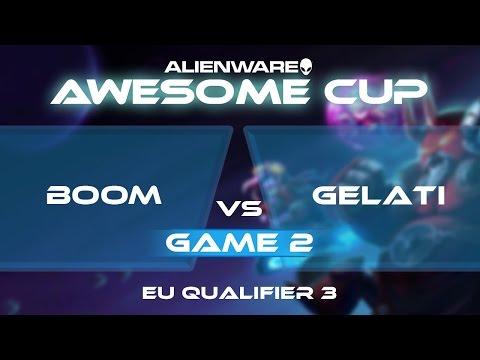 BOOM vs Gelati - Awesome Cup #2 - Q5 - G2
