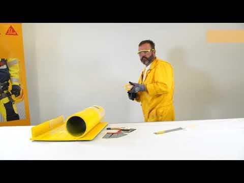 Video Anwendungsvideo für SikaCor® SW-1000 RepaCor
