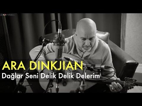 Ara Dinkjian - Dağlar Seni Delik Delik Delerim // Groovypedia Studio Sessions