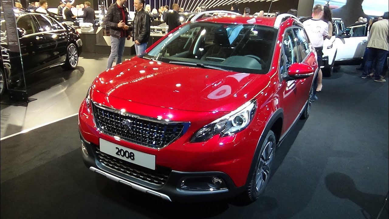 Download 2018 Peugeot 2008 1.2 PureTech 110 Allure - Exterior and Interior - Zagreb Auto Show 2018