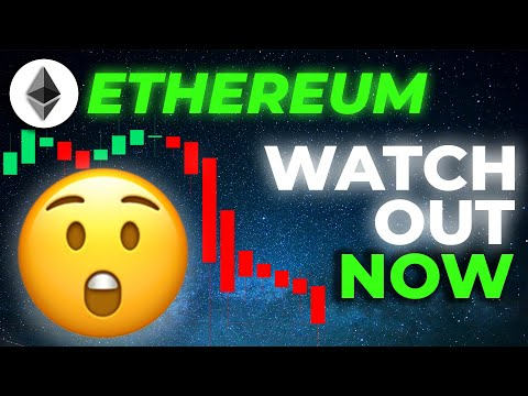 HUGE DUMP JUST HAPPENED ON ETHEREUM!!!!! ETHEREUM Price Prediction // Daily ETH Crypto Trading