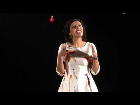 How my alter ego helped me find myself | Anu Menon | TEDxMICA