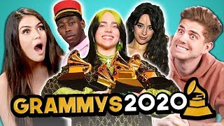 Baixar College Kids React To Top 10 Grammy Awards 2020 Moments