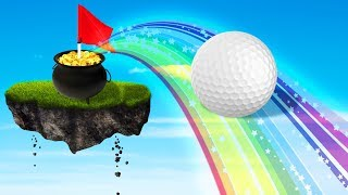 HOW TO WIN MINI GOLF! (Golf It)