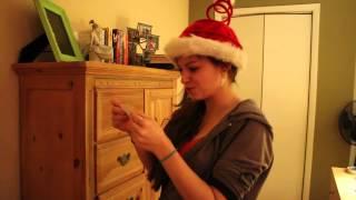 Alexis Christmas scavenger hunt 2013