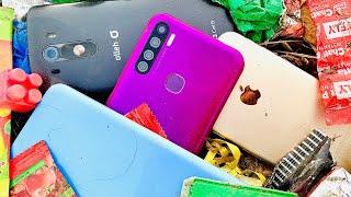 Restoring abandoned destroyed phone | Restore LG G3