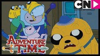 Время приключений | Первое расследование | Cartoon Network