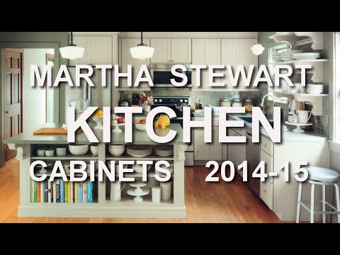 MARTHA STEWART LIVING Kitchen Cabinet Catalog 2014-15 at HOME DEPOT
