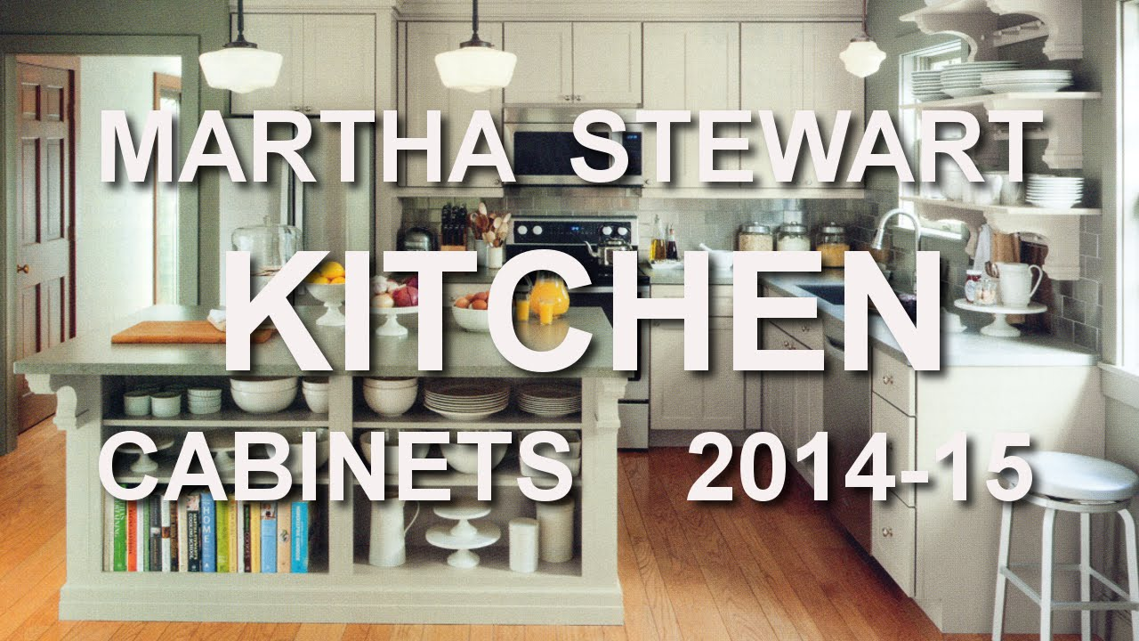 MARTHA STEWART LIVING Kitchen Cabinet Catalog 2014 15 At HOME DEPOT    YouTube