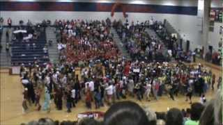 Cwhs Senior Homecoming Skit 2012 ~ The Class That Never Sleeps