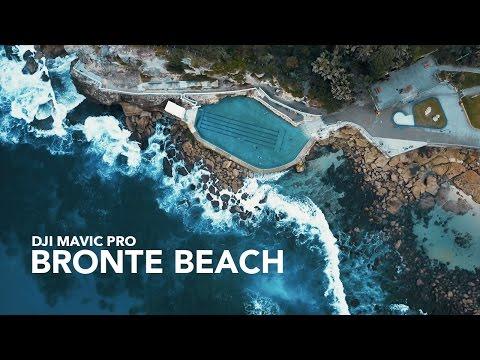 DJI Mavic Pro - Bronte Beach, Australia 4K Footage