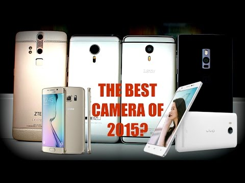 Ultimate Best Chinese Smartphones 2015 Camera Comparison