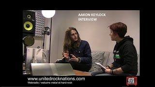 """Aaron Keylock, l'interview promo de """"Cut Against The Grain"""""""
