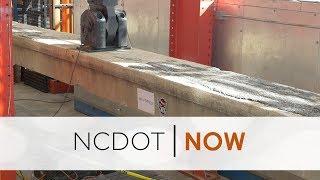 NCDOT Now: Feb 22, 2019 - New Bridge Technology & Driver Awareness
