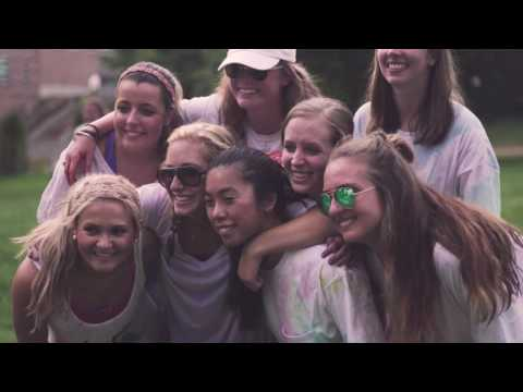 Delta Gamma at the University of Tennessee Recruitment Video