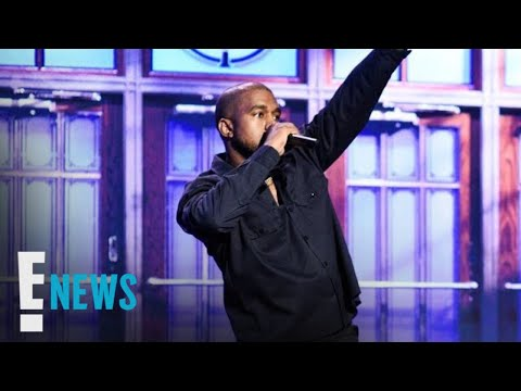 "Kanye West Gets Booed During Pro-Trump Speech on ""SNL"" 