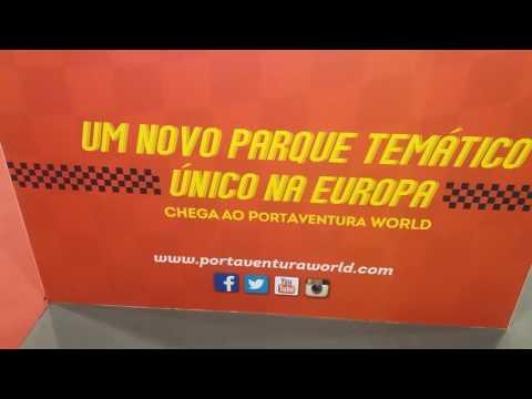 Parque Ferrari Land Feira Lisboa - Portugal