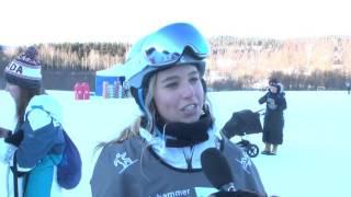 #Lillehammer2016: Emily Arthur (AUS) Wins Silver