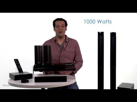 Sony 3D Blu Ray Home Theater System at Audio Video Synergy