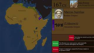 The History of Africa:Every Year [Trailer]