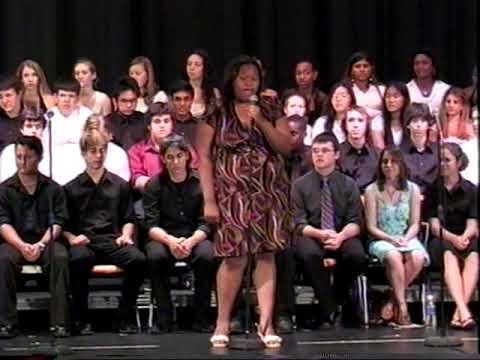 Disney Music Concert – South Plainfield High School, New Jersey 2007 - Part One