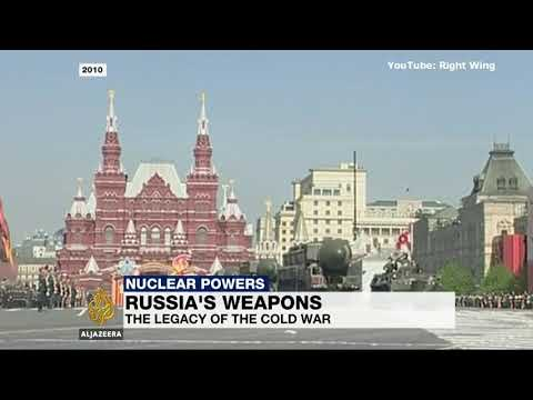 RUSSIA PREPARING FOR NUCLEAR WAR WITH THE U.S. WW3 COLLISION COURSE!!!