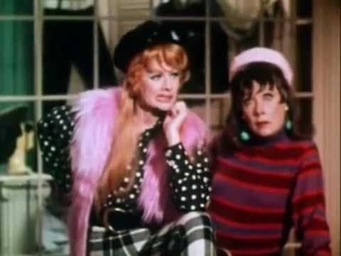 The Lucy Show (Lucille Ball) Viv Visits Lucy s05E15 Comedy TV Series Full Episode