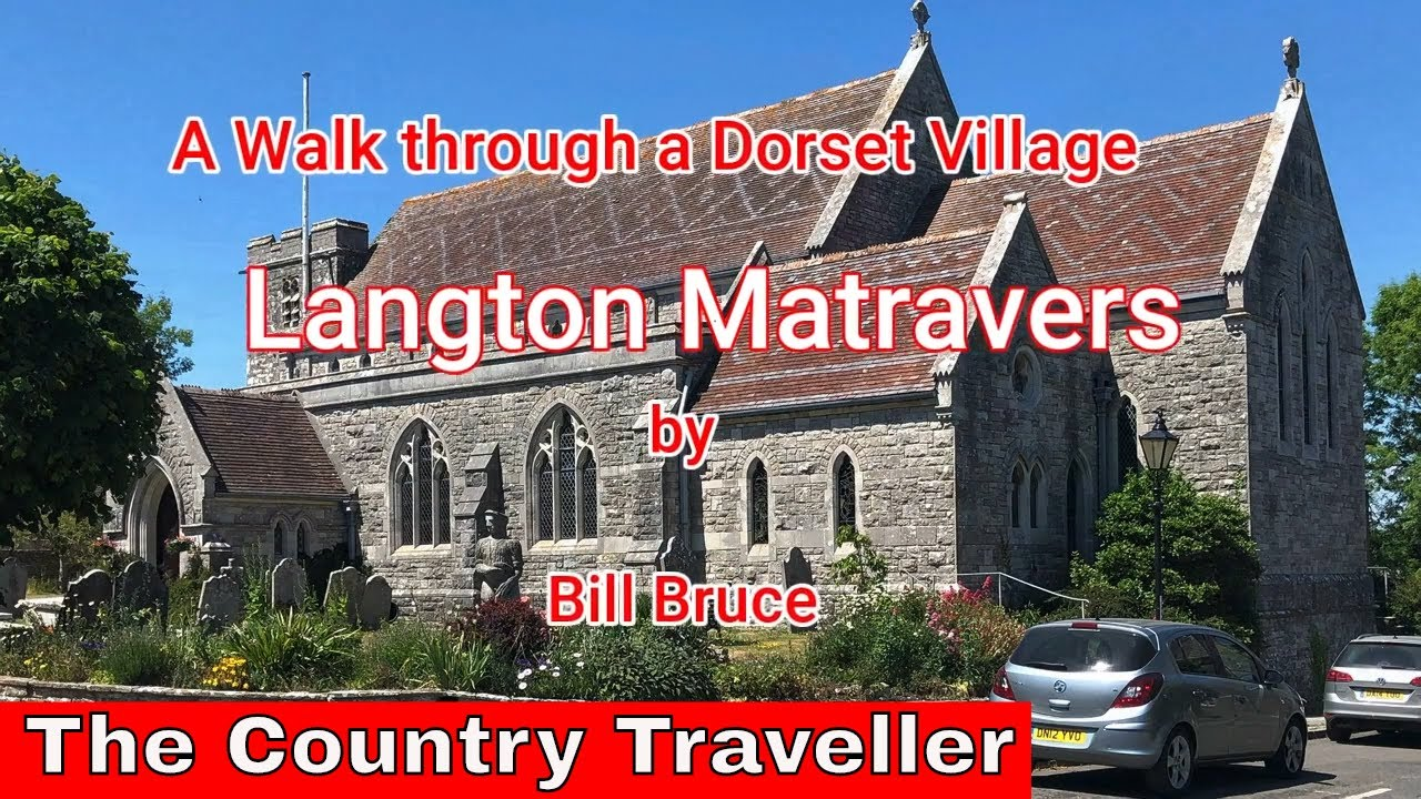 A walk through the Dorset village of Langton Matravers by Bill Bruce