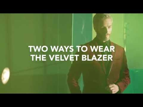 Two Ways to Wear the Velvet Blazer | WINNERS