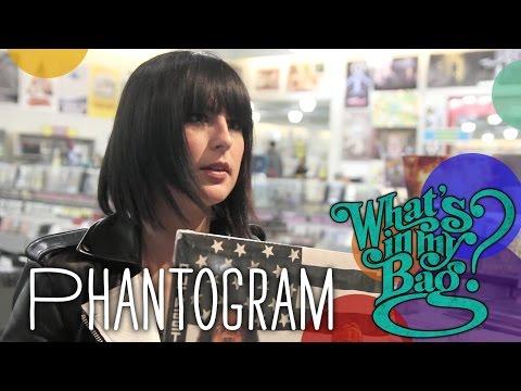 Phantogram - What's In My Bag?
