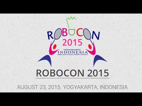 Chủ Đề và Luật Thi Robocon 2015 ROBOMINTON ABU 2015